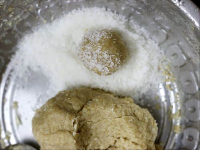 coconut cookies recipe steps