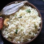 perfect jeera rice recipe- Indian cumin rice