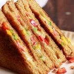 Cheese Toast Sandwich Recipe On Stove Top