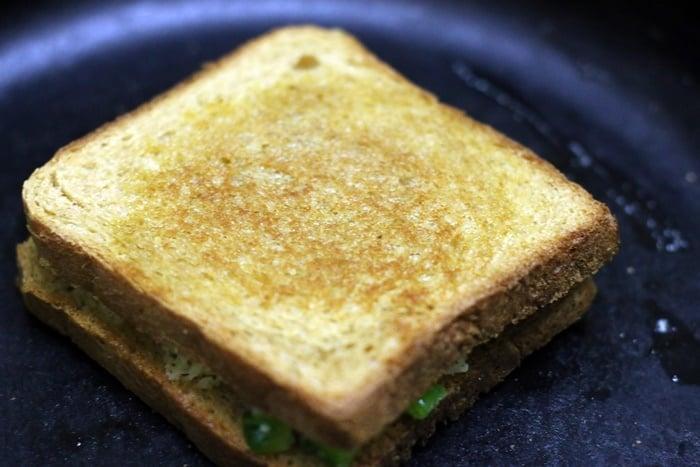toasting cheese toast sandwich recipe