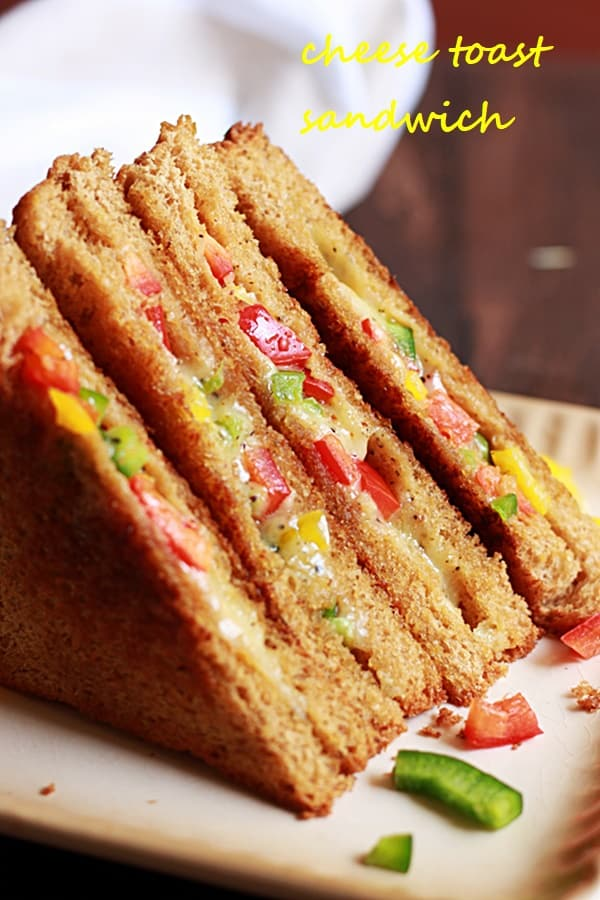 cheese toast sandwich recipe