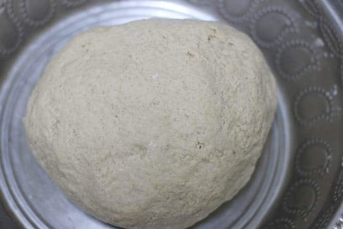 dough for tandoori roti