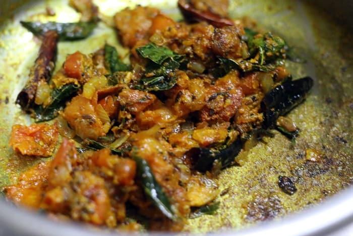 making arisi paruppu sadham