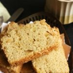 eggless apple cake recipe