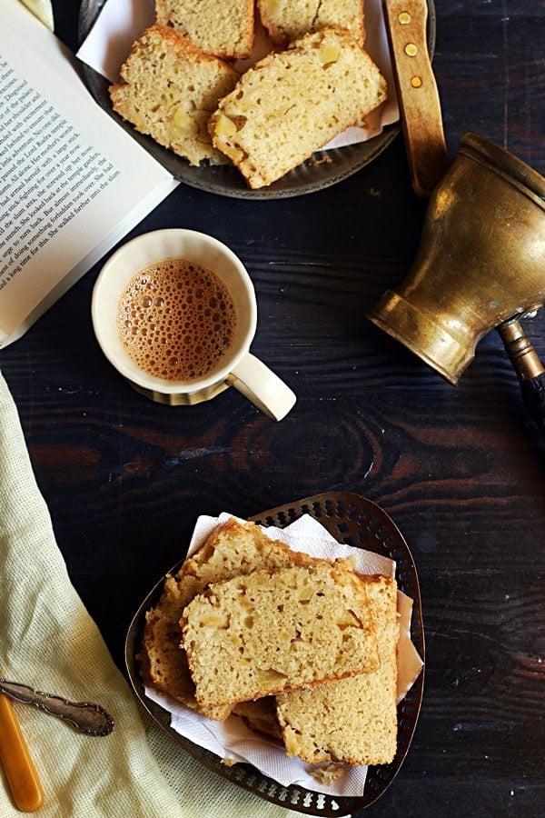 easy cinnamon apple cake recipe