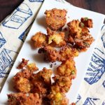 how to make corn pakoda recipe