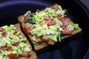 avocado toast recipe step 6
