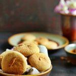 Kesar NanKhatai Recipe | Saffron Shortbreads