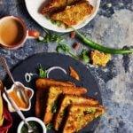 Vegan Savory French Toast Recipe