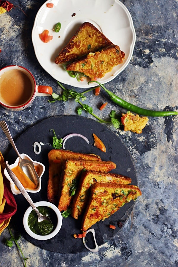 howto make savory french toast