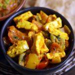 how to make pepper paneer recipe
