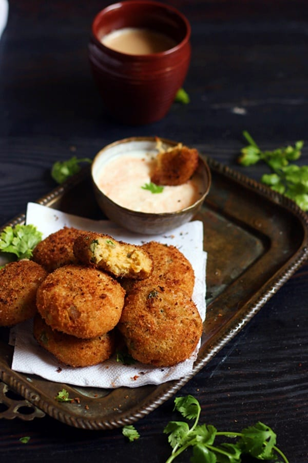 sweet potato patties recipe