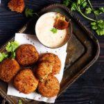 Indian Sweet Potato Patties Recipe