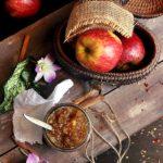 Spiced Apple Chutney Recipe