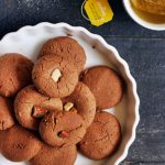 homemade chocolate nankhatai recipe
