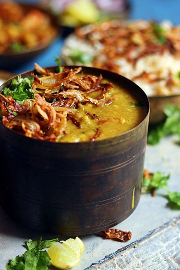 Dhaba dal fry recipe