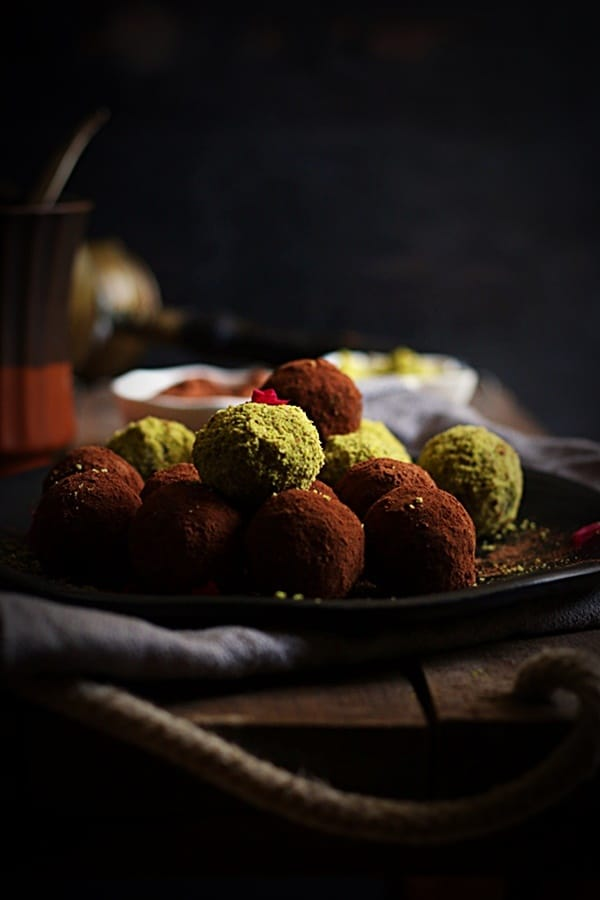 How to make bliss balls recipe