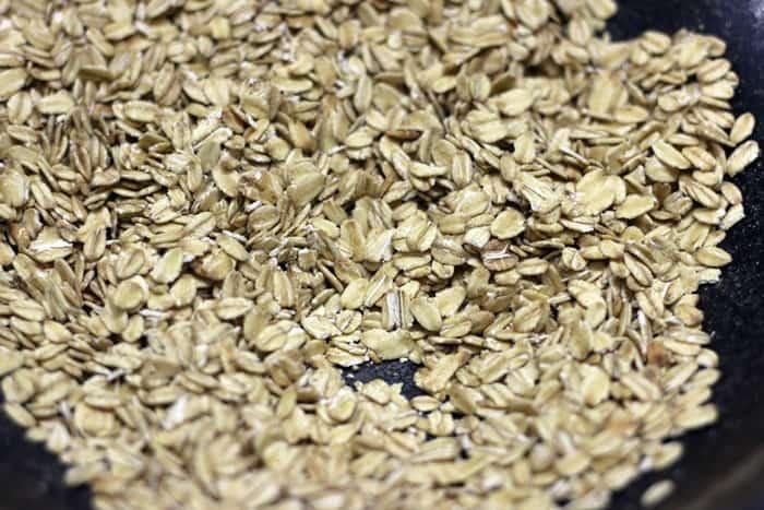 easy granola recipe step 1
