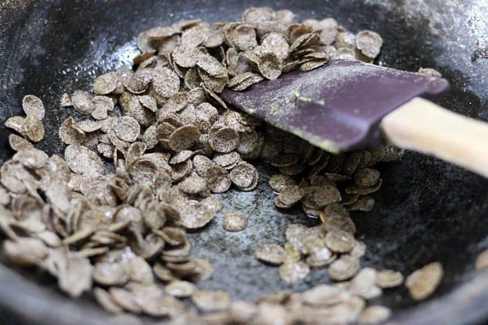 easy granola recipe step 2