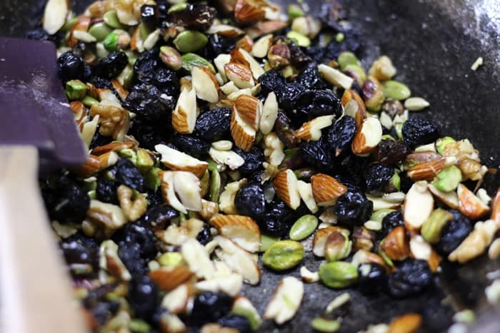 easy granola recipe step 3