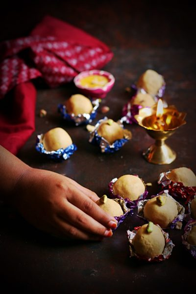 easy maa laddu recipe