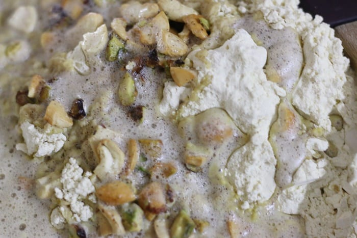 maa laddu recipe step 5