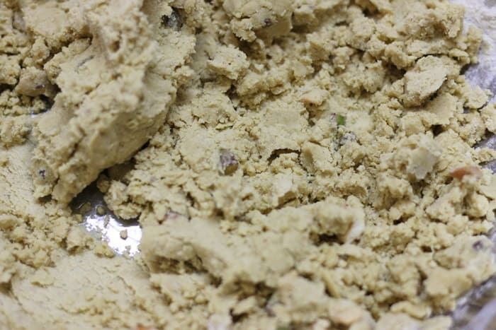 maa laddu recipe step 6
