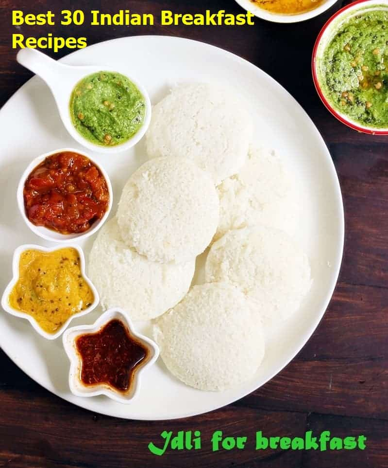 Best Indian breakfast recipes