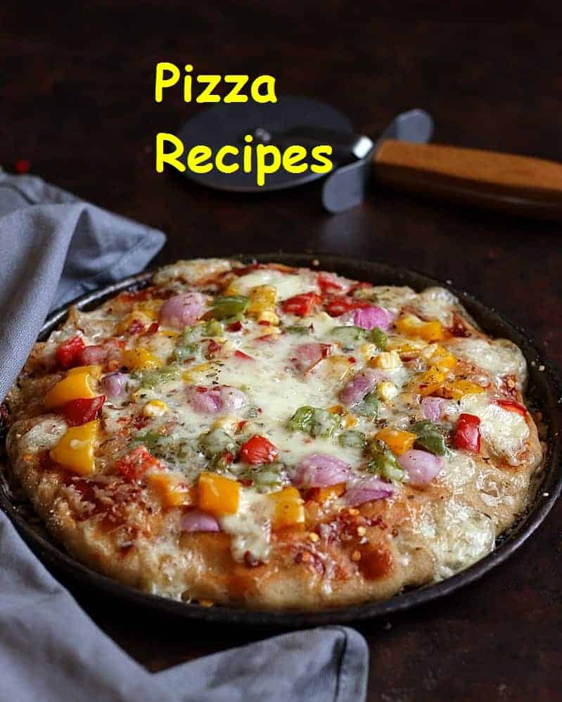 easy pizza recipes, pizza recipes collection