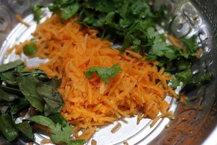 making instant rava vada recipe