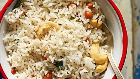 Easy Pepper Rice