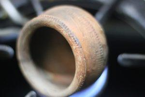 hot clay pot for kullad chai