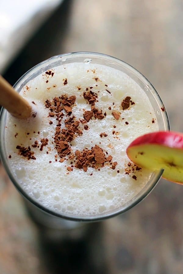 easy apple shake recipe