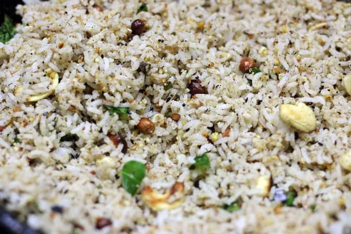 peanut rice ready