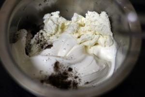 Fruit cream