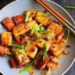easy braised tofu recipe
