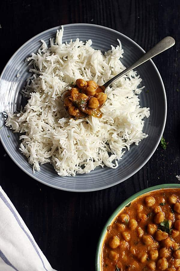 best chickpea curry