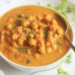 easy vegan pumpkin curry