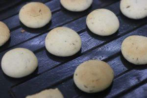 baked cumin cookies
